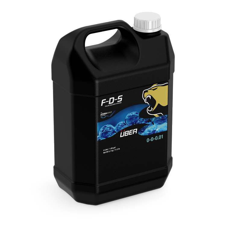 F-D-S Wetting Agent for Foliar SprayÜBER Nutrients